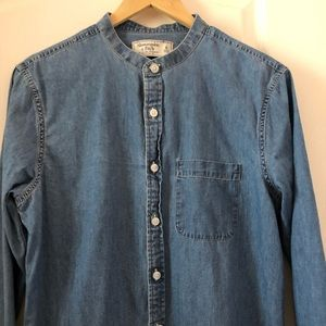 Abercrombie Men's Long Sleeves Buttons Down 967